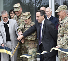 Partnership IV Ribbon Cutting